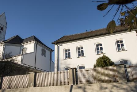 Pfarrhaus Bergkirchen