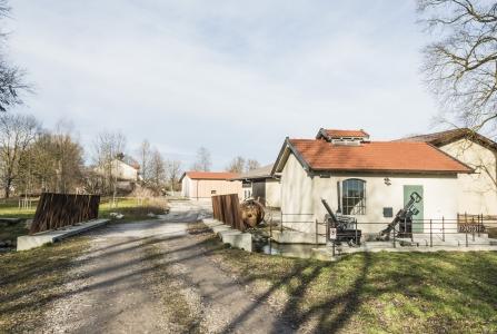 Wasserkraftwerk und Brückenneubau – Goldachhof